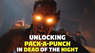 Call of Duty: Black Ops 4 Zombies: How to Unlock Pack-a-Punch in Dead of the Night