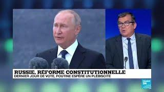"""Russie : """"Vladimir Poutine est en train de faire de son pays un régime autocratique"""""""