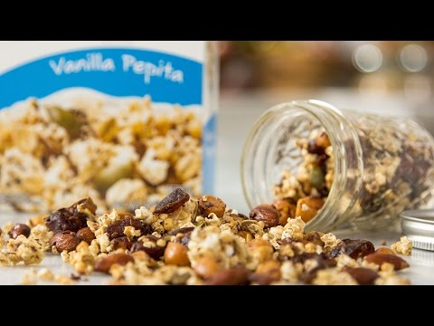 Seamus Mullen's Power Trail Mix with Dates and Flax
