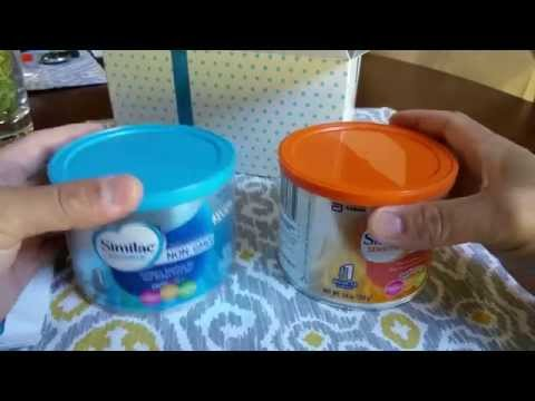 Similac Strong Mom's Freebies