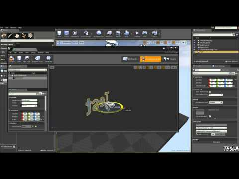 Unreal Engine 4 Tutorial - Text face player