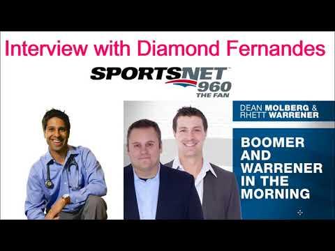 Fan 960 Interview Rhett Warrener and Boomer with Diamond Fernandes