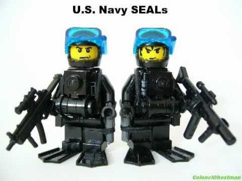Custom Lego Figures Part 2