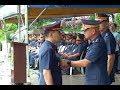 Cops In Makati Bar Raid Receive Awards