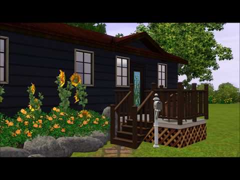 Speed Build: Sims 3 Triton Mobile Home, starter