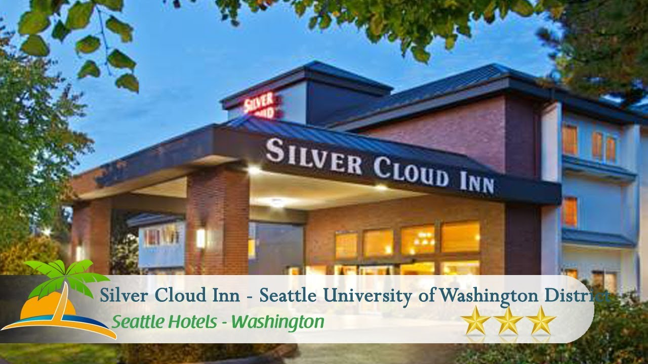 Silver Cloud Inn - Seattle University of Washington District - Seattle Hotels, Washington