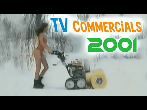 TV Commercials 2001 Part 1 Television 21st Century
