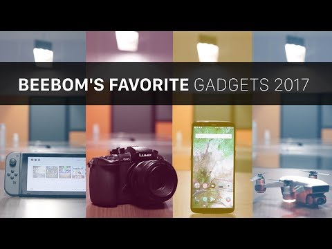 Our Favorite Gadgets of 2017!