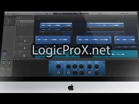 Logic Pro X Flex Time for Matching Tempo