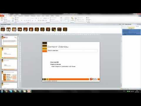 smartbox solutions: Automatic agenda creation with Microsoft PowerPoint