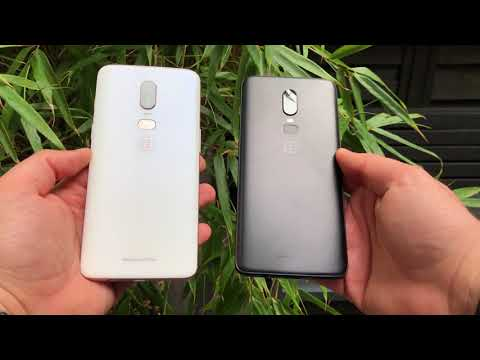 OnePlus 6 First Impressions and Information | English 4K