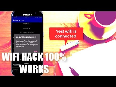 Wifi hacking legal Apps In playstore / You can access wifi using this TRICK, TUST ME IT'S 100% WORKS