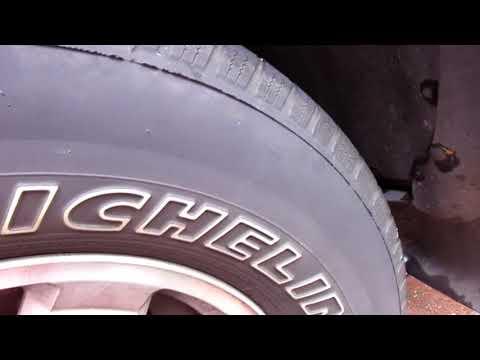 Michelin tires still suck.  Chunky Chunking tread