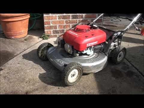 HONDA Lawnmower SURGING Problem. Plugged Carburetor jets. Is it the MAIN JET? SLOW JET? Both?
