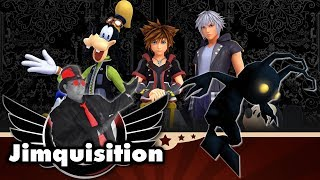 Kingdom Hearts Is Stupid Gibberish (The Jimquisition)