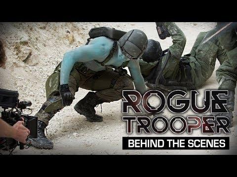Making of Rogue Trooper: The Quartz Massacre