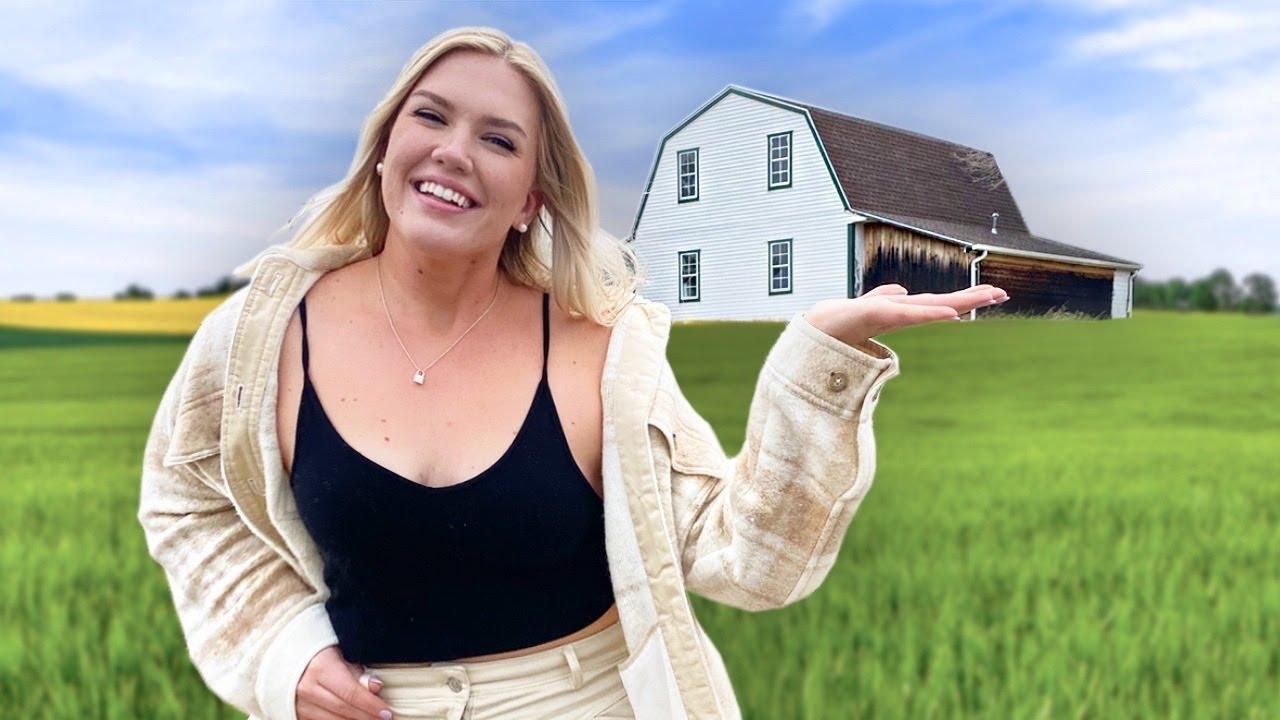 FIRST WALKTHROUGH OF MY HOUSE + weekend vlog!!