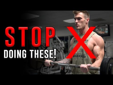 💪5 WORST Bicep Curl Mistakes You're Doing (STOP!)💪