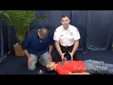 Adult CPR 2 Rescuer