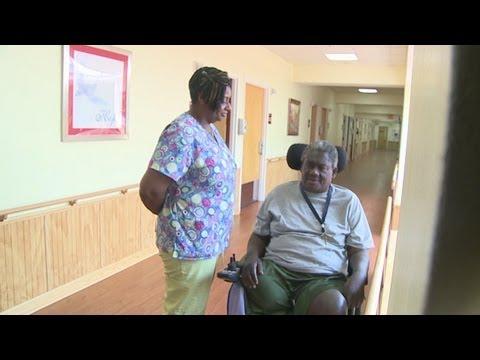 Nursing homes for AIDS/HIV patients