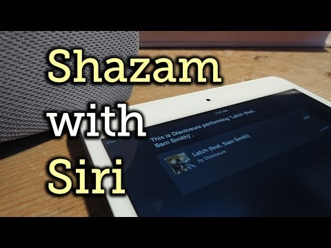 Use Siri to Recognize Songs Faster on Your iPhone with iOS 8 [How-To]