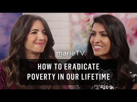Leila Janah: How to Eradicate Poverty in Our Lifetime