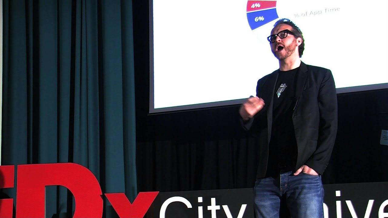 How to build a Billion Dollar app?   George Berkowski   TEDxCityUniversityLondon