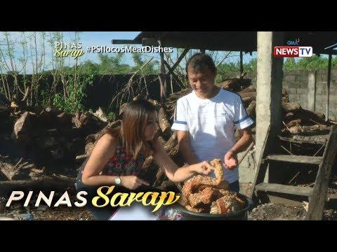 Pinas Sarap: Kara David, natutong magluto ng bagnet ng mga Ilocano!