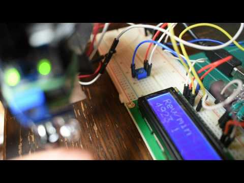 How to make Arduino based Digital Tachometer │RPM Counter - Test PIN