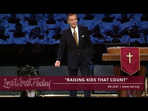 Adrian Rogers: Raising Kids that Count #2331