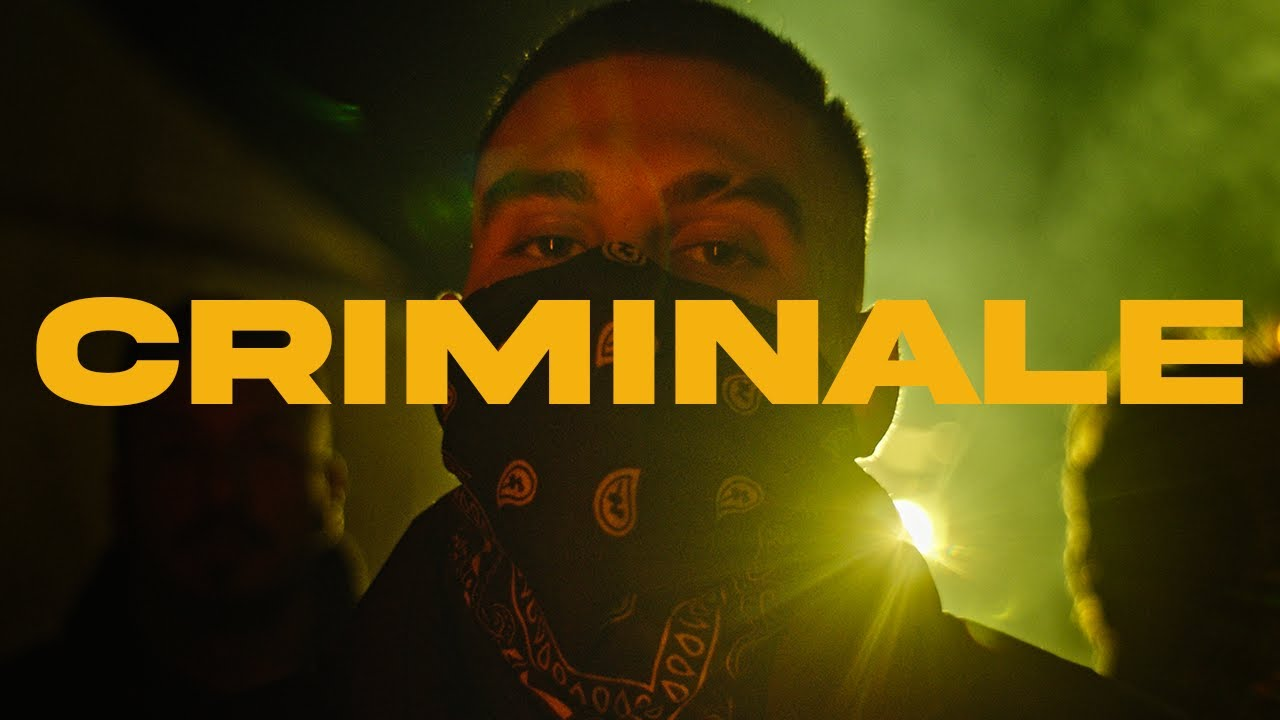 Criminale - Leaderbrain, Mente Fuerte, ObieDaz Beats