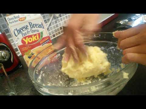 Pão de queijo YOKI / Cheese bread YOKI /Pan de queso YOKI