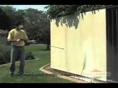 How to Clean Stucco with a Briggs & Stratton Pressure Washer