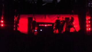Wolfpac live! American Psycho Tour Philly!