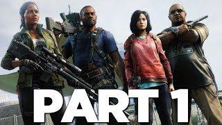 WORLD WAR Z Walkthrough Gameplay Part 1 - INTRO (WWZ Game)