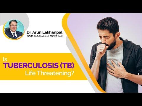 Tuberculosis Hindi - Dr Arun Lakhanpal, Senior Consultant (Pulmonologist)