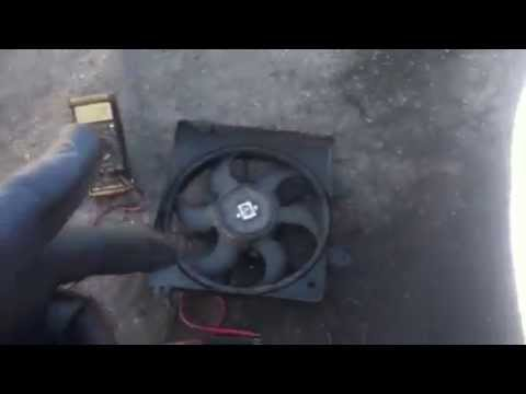 HOW TO TEST/CHECK A RADIATOR FAN. Bypass coolant temp sensor, relay and computer
