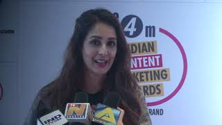 Indian content marketing awards Red carpet