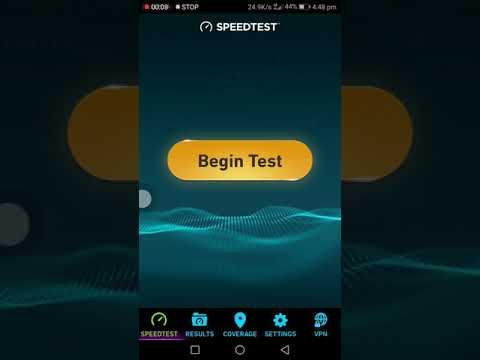 Bangladesh 4g speed test (robi)