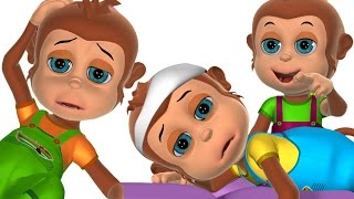 Five Little Monkeys, Babies and Ducks + More Baby Songs and Nursery Rhymes for Children