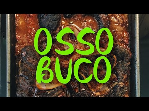 Osso Buco Recipe | How to Cook Osso Buco In The Oven From Beef Shanks