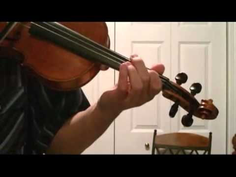 Online Fiddle Lessons - Learn Eighth Note Fiddle Technique