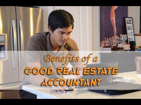Benefits of a Good Real Estate Accountant | Koukun