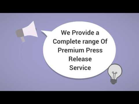 Premium Press Release Distribution To Various News Channels & Outlets