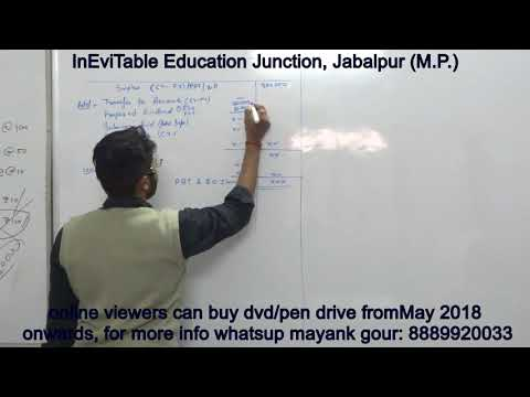 cash flow statement part 2 in hindi for class 12 c.b.s.e. i.c.s.e. bcom mcom mba  accountancy