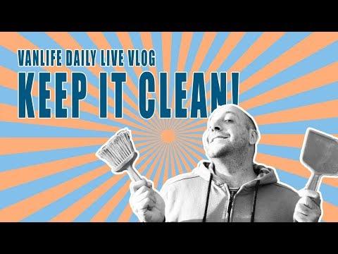 Vanlife: Keep It Clean