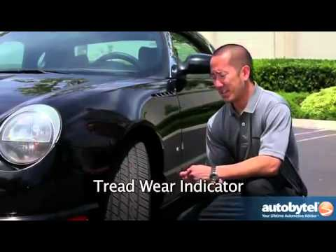 How to Check & Measure Tire Tread Depth & Wear
