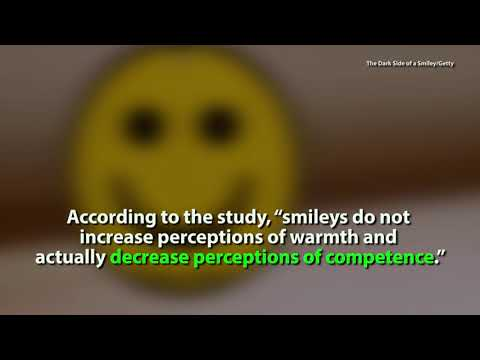 Here's Why You Might Want To Stop Using Smiley Faces In Emails