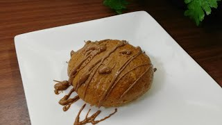 باباروتي/بالطريقة الاصلية خطوة بخطوة ( خبز القهوة)