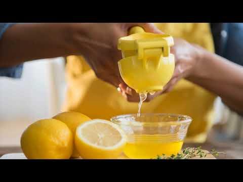 Herbal Medicine For Tonsillitis- Lemon Treat Best For Tonsillitis